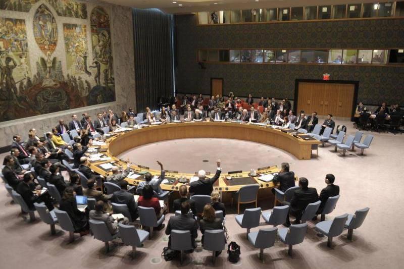 """유엔에 키예프 대표단은 """"세계의 다른 지역에서 분쟁 해결에 참여할 우크라이나의 준비""""를 발표했다"""