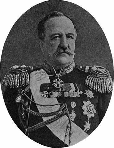 Homme politique éminent de l'empire russe, Illarion Vorontsov-Dashkov