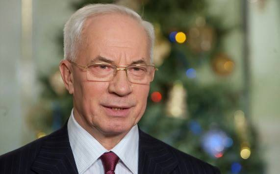 Zrada: Azarov won in EU court in the case of sanctions imposed on him