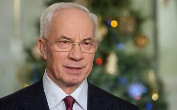 Zrada: Azarov ha vinto in tribunale dell'UE in caso di sanzioni inflitte a lui