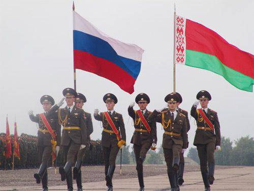 The army of Belarus, the strengthening power of Russia, is a bone in the throat of Lithuania