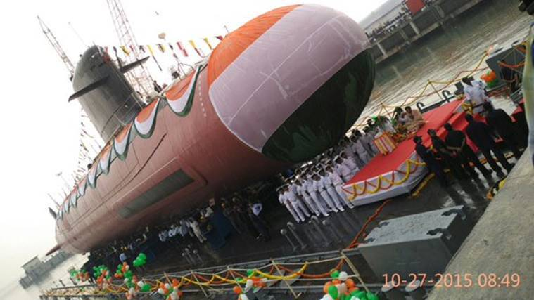 India intends to purchase three more Scorpène submarines