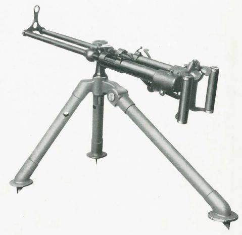 Villar-Perosa 소형 기관총 패밀리 (이탈리아)