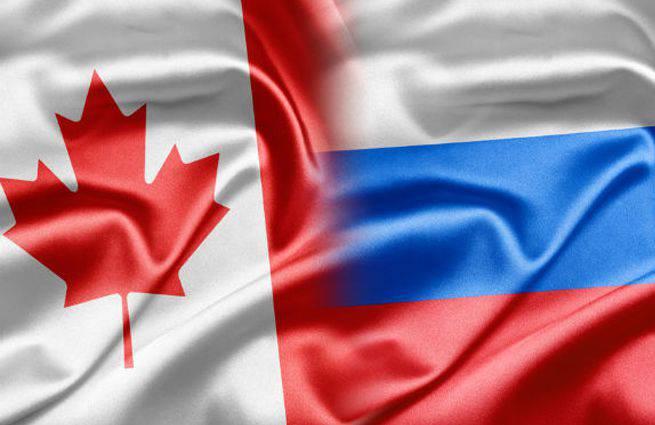 Ottawa tiene la intención de ofrecer a Moscú un mundo