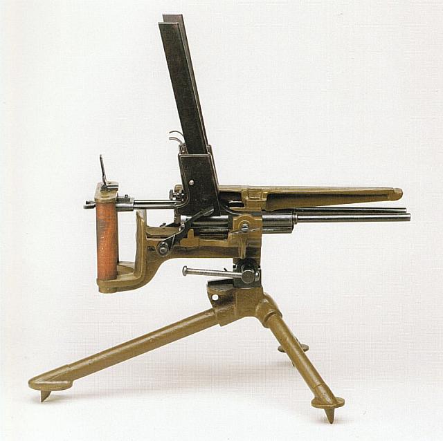 短機関銃Frommer Stop M.17(オーストリア - ハンガリー)