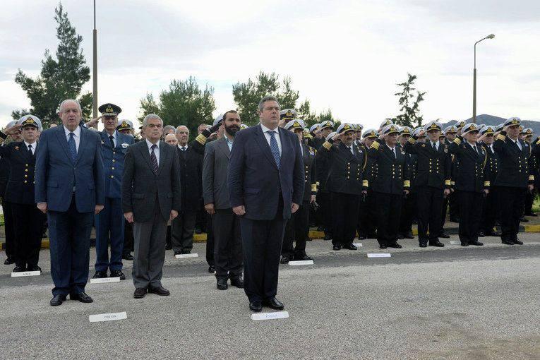 希腊国防部指责土耳其再次挑衅