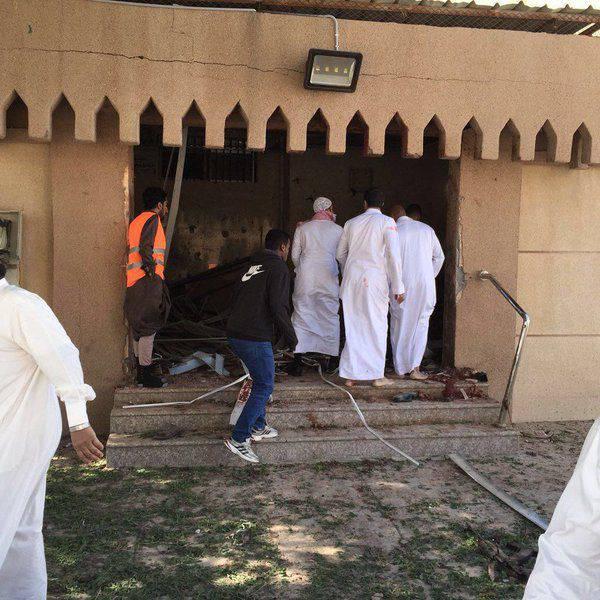 沙特阿拉伯的恐怖袭击