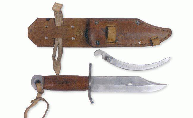 Bayonet 6X3