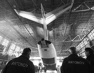 우크라이나 항공 산업은 퇴화 될 운명이다.