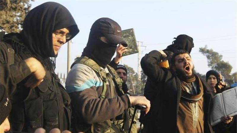 "Militants DAISH repulsed the camp of the group ""Dzhebhat an-Nusra"""