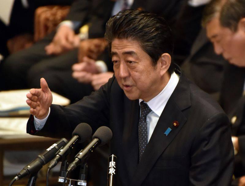 Премьер Японии: «Я упорно хочу урегулировать территориальную проблему» с Россией