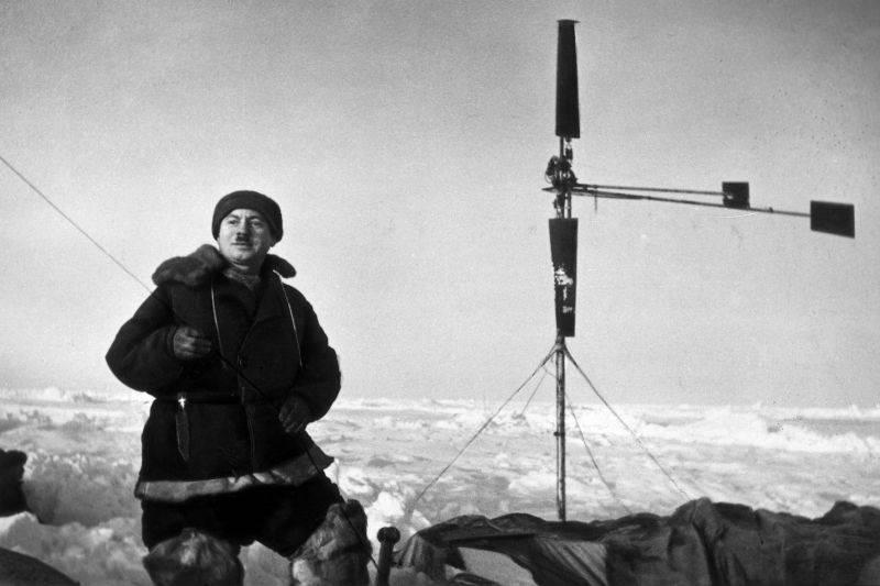 Иван Дмитриевич Папанин. Знаменитый исследователь Арктики