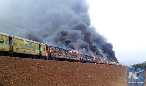 भारत के एक राज्य में दंगे