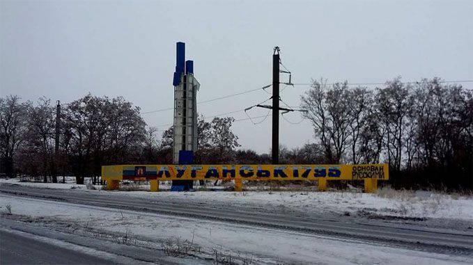 AGİT Misyonu Luhansk bölgesindeki temas hattına yakın durumun kötüye gittiği hakkında bir bildiri yayınladı