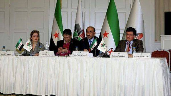 "So here you are, ""moderate Syrian opposition"" ..."