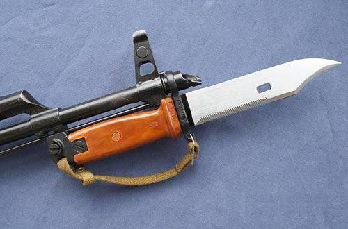 Bayoneta 6X4