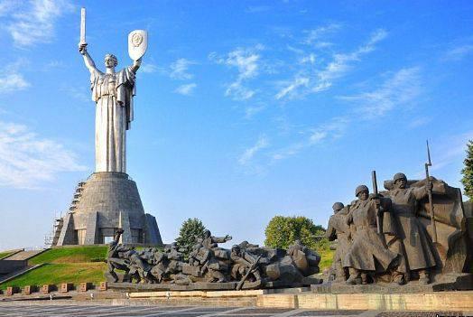 """서 대 러시아 : """"우크라이나 민족 키메라""""창설"""