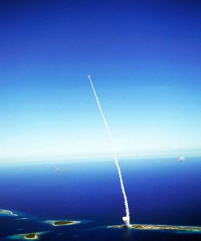 Outro teste anti-míssil avançado da GBI