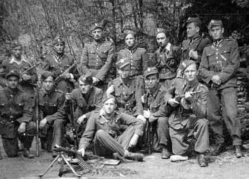 "Armée de Craiova en Pologne polonaise. Gang ""Basti"". Partie II"