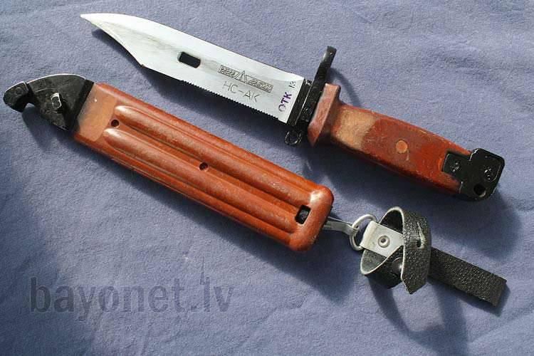 Сувенирные штык-ножи серии «НС-АК»