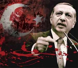 Erdogan is not Tamerlan