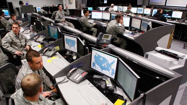 "American cyber warriors are preparing for ""defense"""
