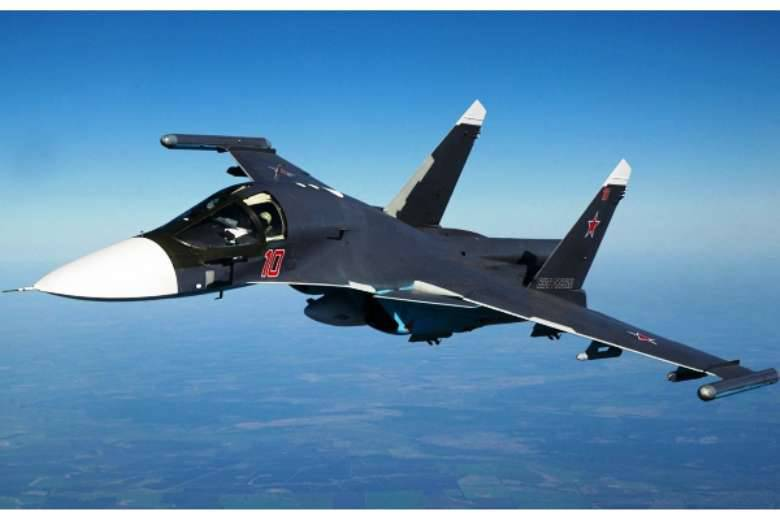 The name of the pilot Peshkov who died in Syria will be worn by the Su-34 bomber.
