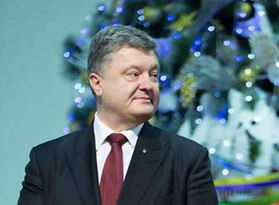 Poroshenko asked for weapons from Germany, saying that Kiev fulfills the Minsk Agreement
