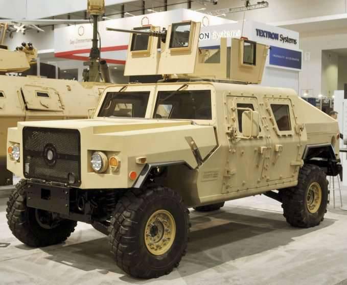 Украина купила 3 бронемашины SCTV