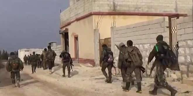 Un conseiller militaire russe tué dans le nord de la Syrie