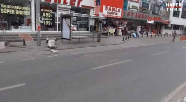 이스탄불의 폭발