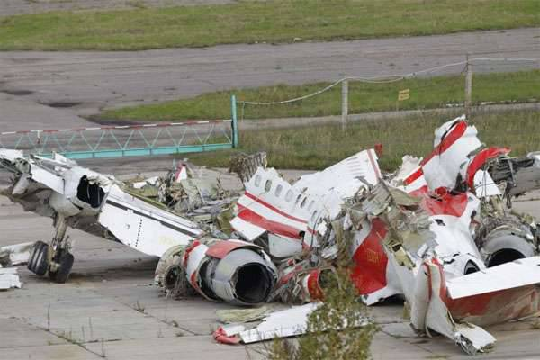 Warsaw is going to start a new investigation into the case of the crash of the Polish side №1 near Smolensk