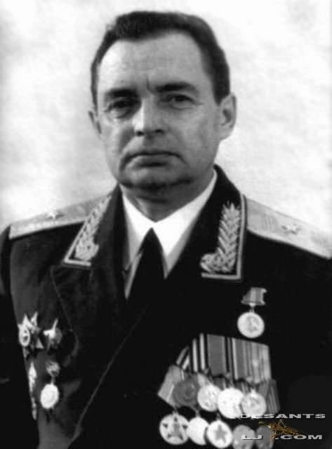 Gennady Margelov died - the son of the founder of the Airborne Forces