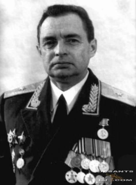 एयरबोर्न फोर्सेज के संस्थापक के बेटे, गेन्नेडी मार्गेलोव का निधन हो गया
