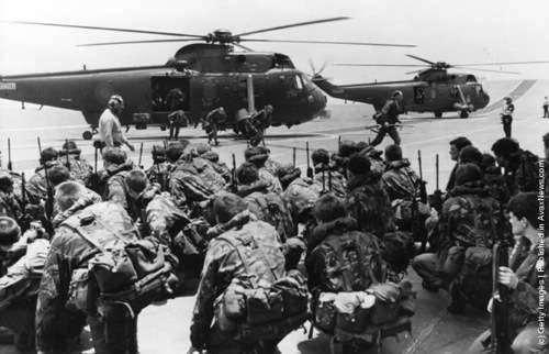 Operações terrestres na guerra da Volkland. Parte II