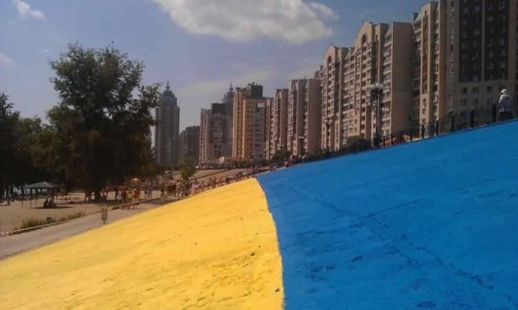 Kiew beabsichtigt, die nicht von ihm kontrollierten Siedlungen auf dem Donbass und der Krim umzubenennen