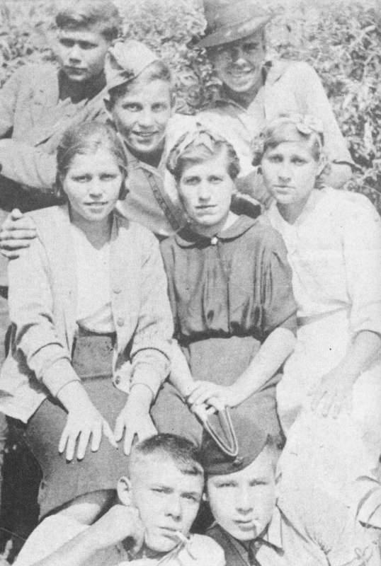 Krasnodon's holy children died in February 1943