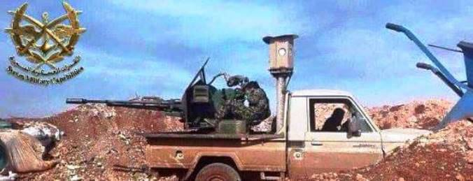 "Syrian ""birdhouses"" successfully ""jammed"" American missiles TOU-2"