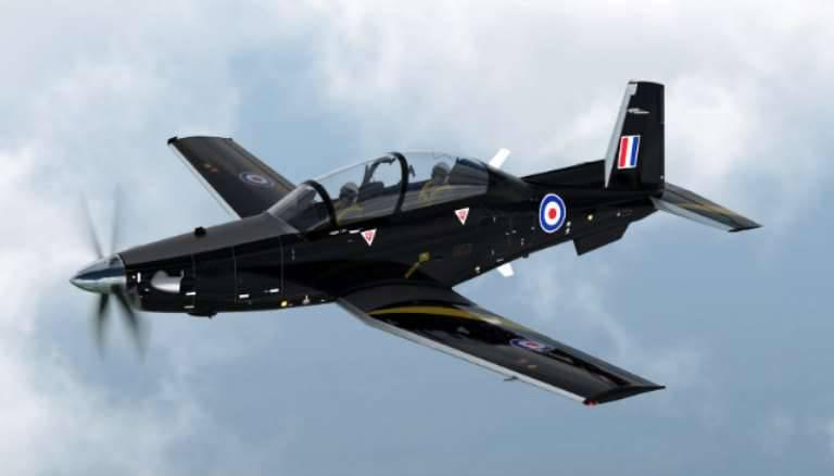 Gran Bretaña está cambiando el sistema de entrenamiento de pilotos.