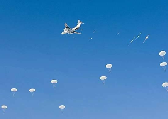 Começou uma verificação súbita nas tropas do Distrito Militar do Sul e unidades aéreas individuais