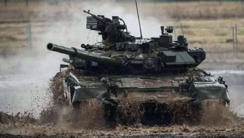 タイでは、ロシアの戦車を買うという軍の意図についての報告を否定した