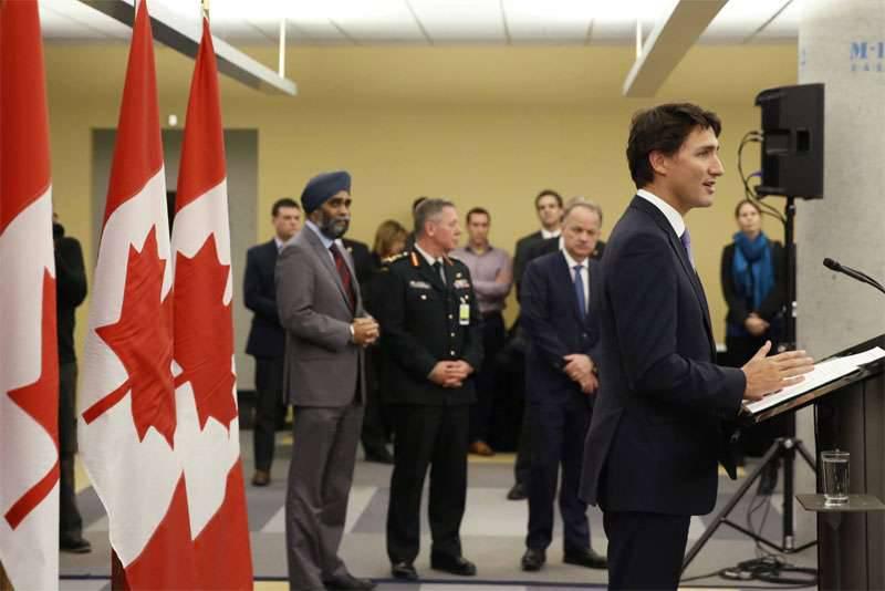 加拿大总理宣布加拿大空军飞机参加叙利亚和伊拉克航空(美国)联盟的确切日期