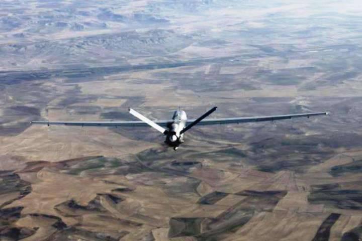 New Turkish UAV Anka made the first full flight