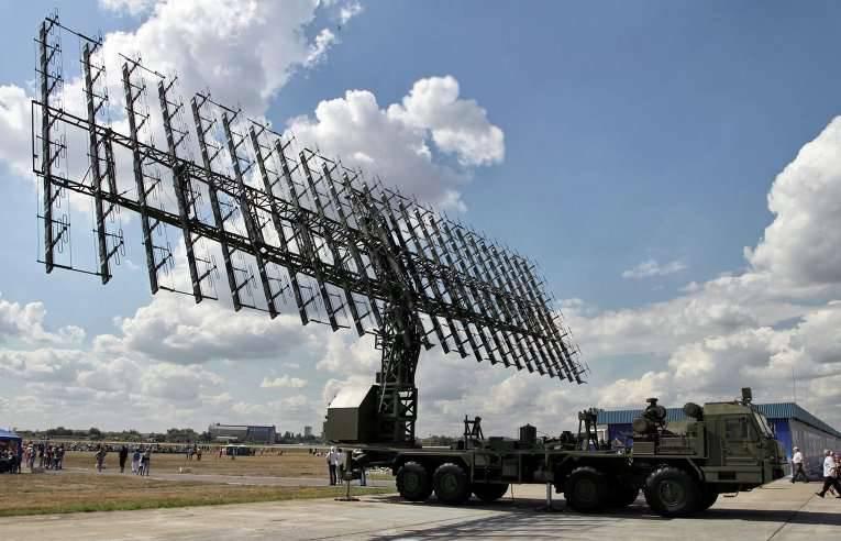 En el Distrito Militar del Sur se verificó la vigilancia de las fuerzas de defensa aérea.