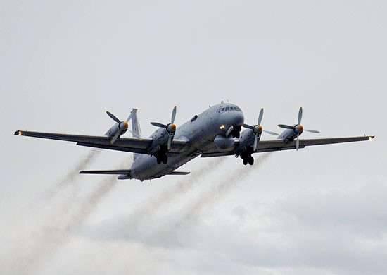 Kamçatka'da anti-denizaltı uçakları IL-38Н'ın yoğun uçuşları başlatıldı