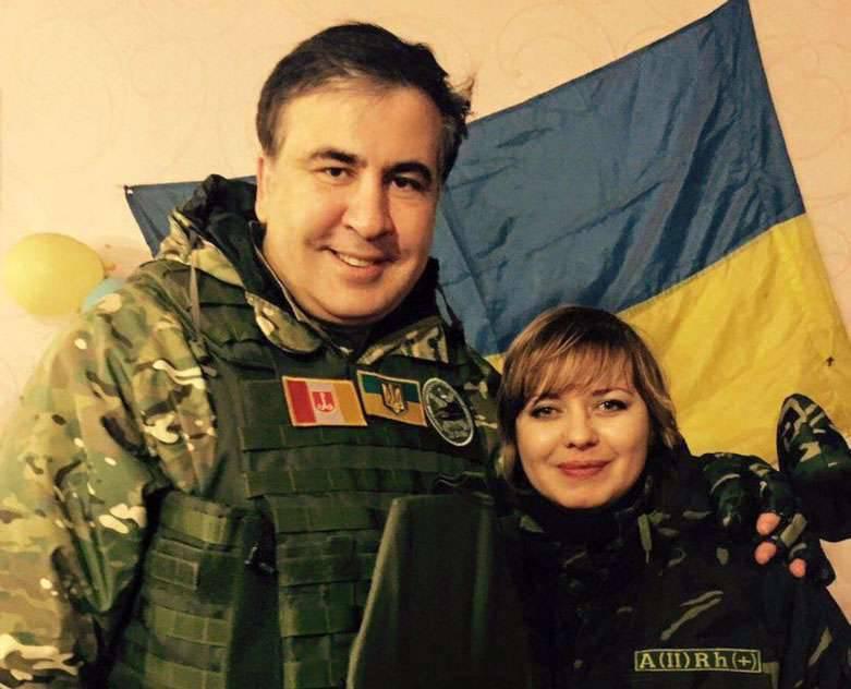 우크라이나 내무부 : 사 카슈 빌리 (Saakashvili)는 방첩 (counterintelligence)을 다룰 예정이다.