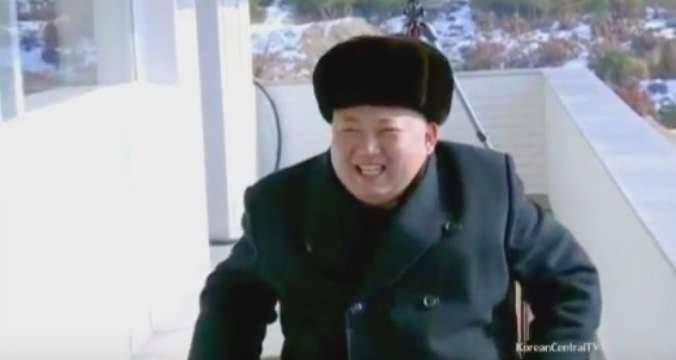 Défense furtive sur les chars nord-coréens
