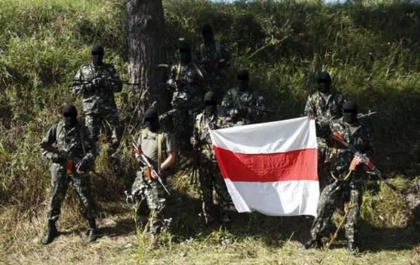 在基辅,计算了参与顿巴斯领土冲突的白俄罗斯公民人数