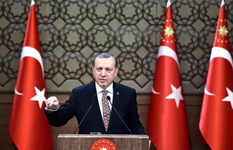 """Erdogan: """"Die Geduld der Türkei geht zur Neige"""""""