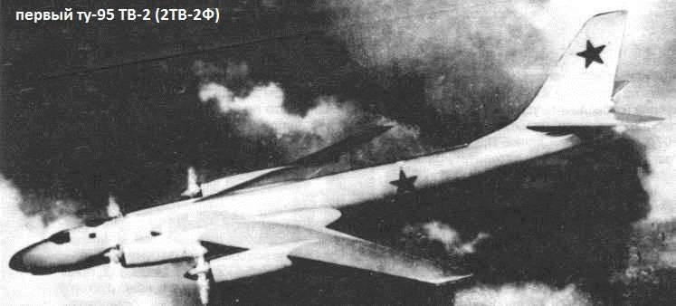 """TU-95. De l'histoire de """"l'ours russe"""""""